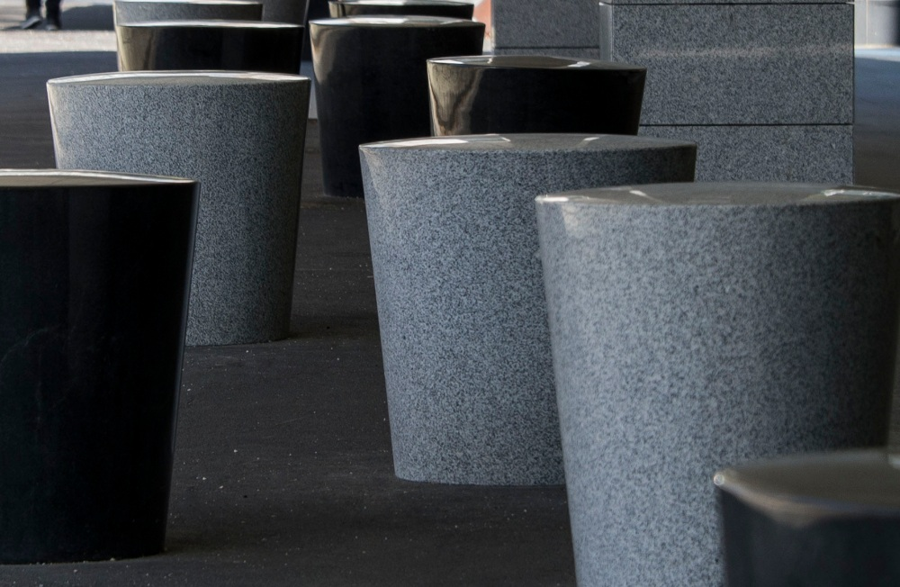 Granite Bollards