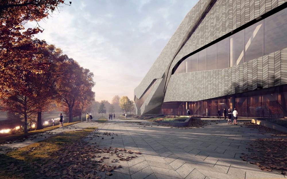Christchurch Convention Centre - Exterior