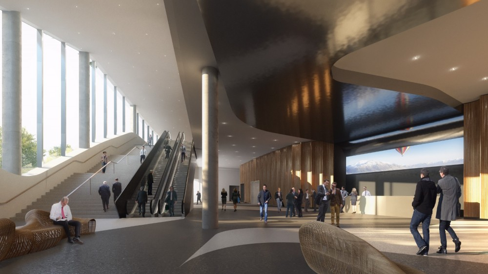 Christchurch Convention Centre - Interior