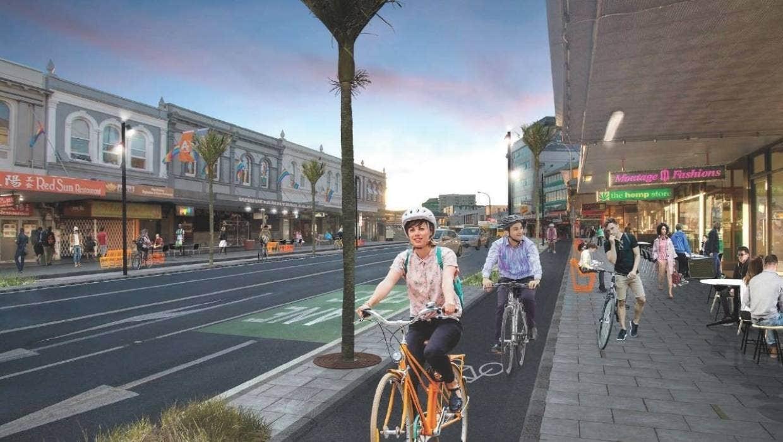 Karangahape Road Upgrade - Auckland